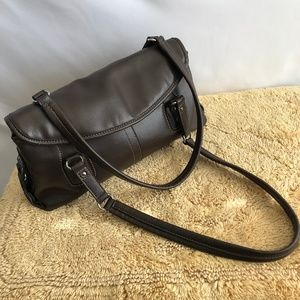 Relic by Fossil Brown Shoulder Bag